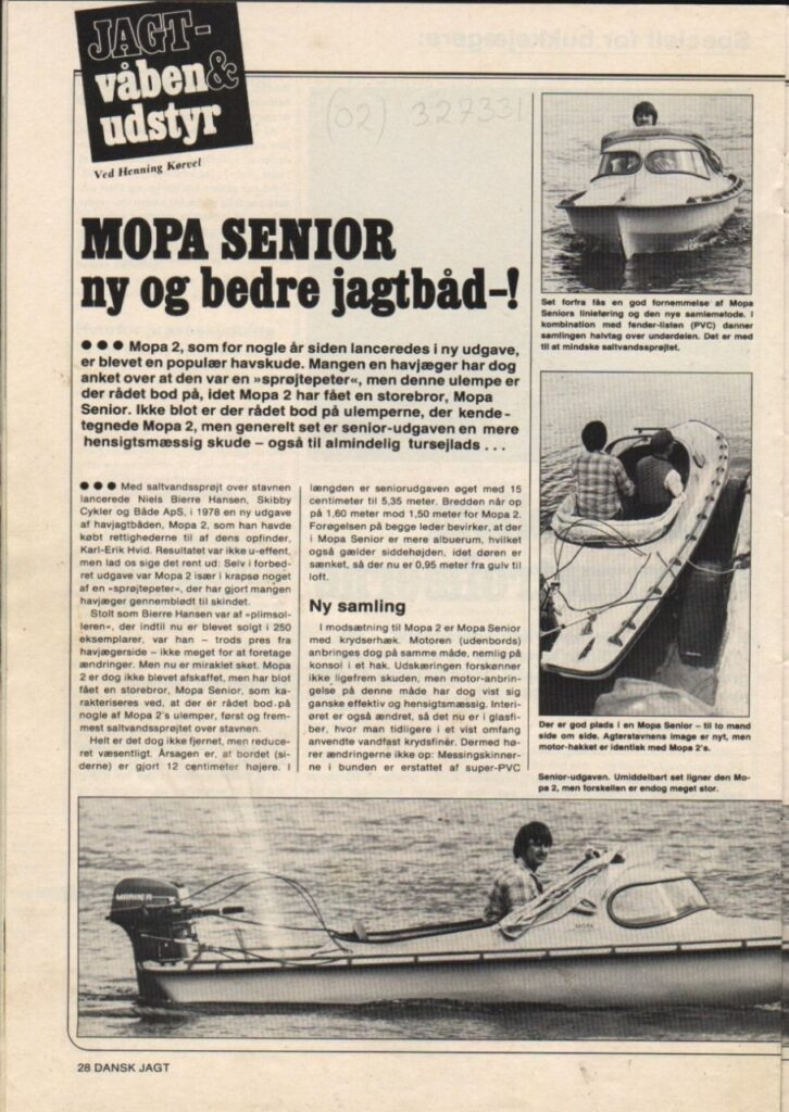 Mopa Senior